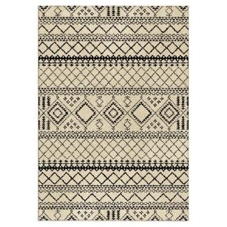 Target- Threshold Aztec Fleece Area Rug, $75-$196