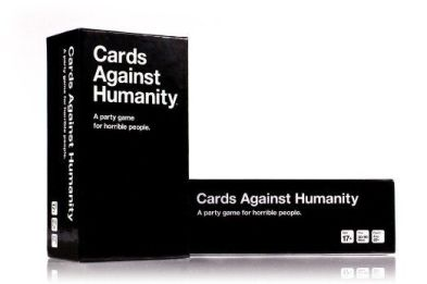 Amazon.com, Cards Against Humanity- $25
