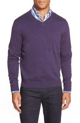 Nordstrom Cotton-Cashmere Sweater - $50