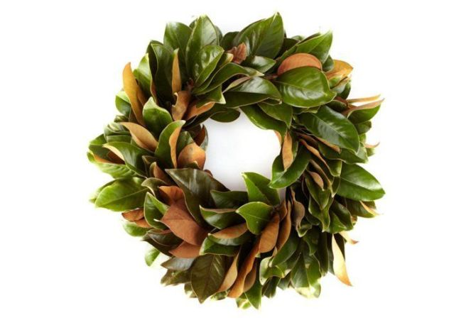 OKL Magnolia Wreath