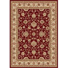 Wayfair- Elegance Red Floral, $56-$235
