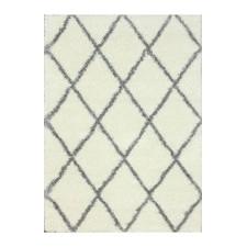 Wayfair- Gray White Shag Rug, $88-$280